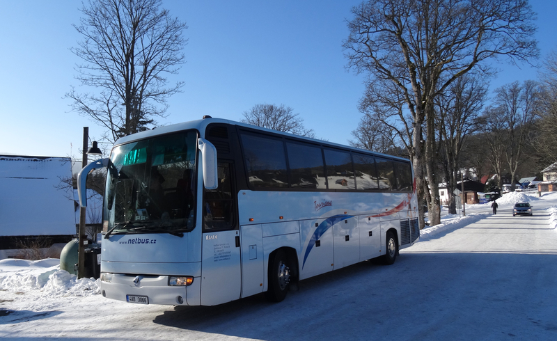 Pronajem Autobusu Praha Autobusova Doprava Netbus Service